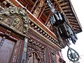 Architectural Detail - Changu Narayan Temple - Outside Bhaktapur - Nepal - 05 (13537999804).jpg
