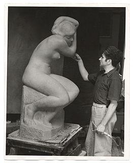 Vincent Glinsky Sculptor, art educator