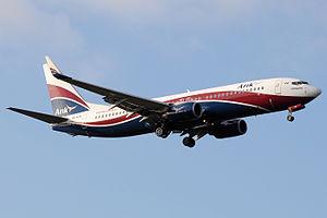 Arik Air - Arik Air Boeing 737–800