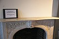 Arlington House - State Dining Room - fireplace mantel - 2011.jpg