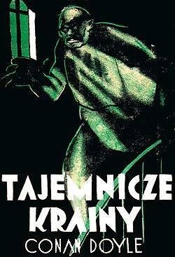 Arthur Conan Doyle - Tajemnicze krainy T2 (book cover)