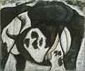 Arthur Dove, Cow, 1914, pastel on canvas, 45.1 x 54.6 cm, Metropolitan Museum of Art.jpg