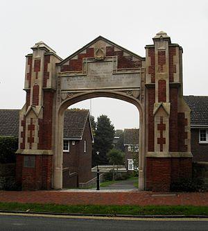 Ascham St Vincent's School - The Ascham St Vincent War Memorial Arch