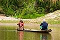 Ashaninka people on the Amônia River - Ministério da Cultura - Acre, AC.jpg