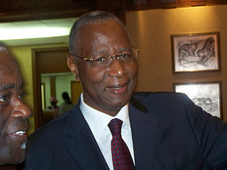 Abdoulaye Bathily - Image: Assises Nationales Sénégal 52