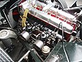 Aston Martin DB2 in Morges 2013 - Engine with twin SU carburetors.jpg