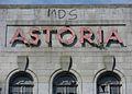 Astoria Theatre, Brighton - Close-up of Astoria Sign and Windows.JPG