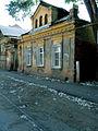 Astrakhan trams, Ivana Fioletova St, abandoned tram tracks.jpg