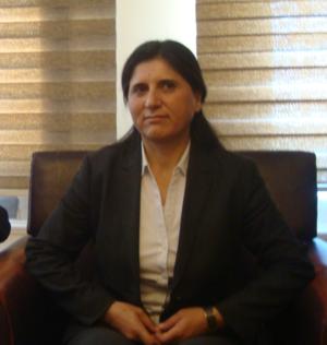 Asya Abdullah - Image: Asya Abdullah 2013