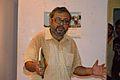 Atanu Ghosh Addressing - Inaugural Function - Atanu Ghosh Solo Exhibition - Kolkata 2014-09-16 8096.JPG