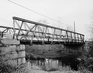 Atherton Bridge United States historic place