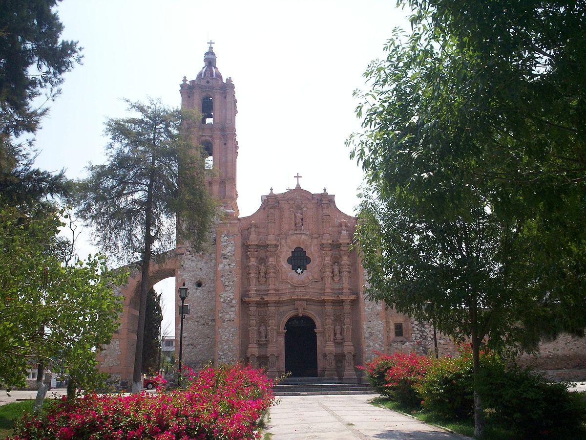 San Miguel Arcangel Parish Atitalaquia Wikipedia