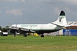 Atlantic Airlines G-LOFB L. Electra Coventry (39178503054).jpg