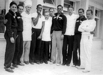 Colombia at the Olympics - Colombian delegation at the 1936 Berlin Olympic Games