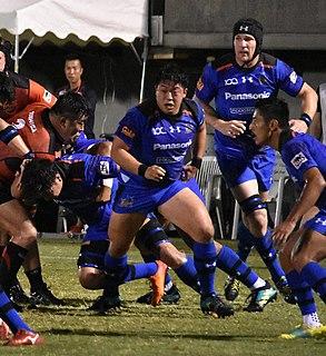 Atsushi Sakate Rugby player