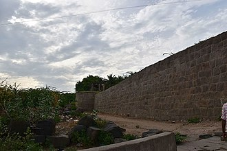 Attur Fort - Attur fort-outer view