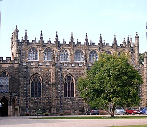 Bishop Auckland - Image: Auckland Castle Chapel
