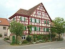 Haus wiktionary for Traditionelles deutsches haus