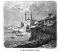 Aurengzeb moschee benares 1866.png