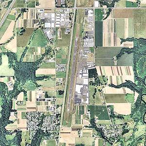 Aurora State Airport - 2006 USGS Orthophoto