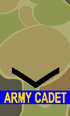 Australian Army Cadets Cadet Lance Corporal.png
