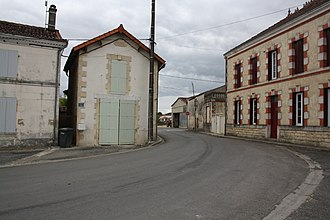 Authon-Ébéon - Authon village