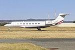 AvWest (N47TR) Gulfstream Aerospace G-VI (G650) taxiing at Wagga Wagga Airport.jpg