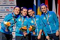 Award ceremony 2014 European Championships SFS-EQ t195925.jpg