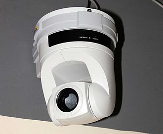 IP camera - Axis 214 PTZ Camera