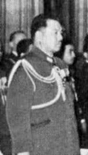 Kitsuju Ayabe - Japanese General Ayabe Kijutsu
