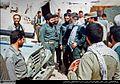 Ayatollah Khamenei Visiting Division 31 of Ashura in 1988 by Khamenei.ir 13.jpg
