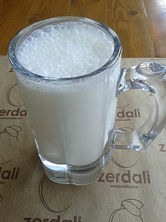 Ayran in a beer glass.jpg