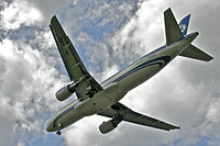 4K-AZ80 - A320 - Azerbaijan Airlines