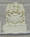 Bützow Schloss Detail Wappen 2014-08-21 29-2.jpg