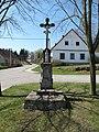 Běleč (okres Tábor), křížek.jpg