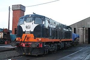 CIE 141 Class - B142, Whitehead