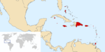 countries in the Caribbean with Burger King locations