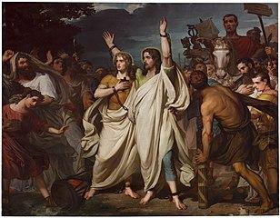 Martiri dels sants Servand i Germà