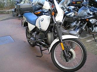 BMW GS - BMW R100GS