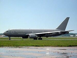 Boeing KC-46 Pegasus - Image: BOEING KC767 Mc Connell AFB