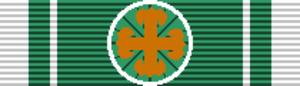 William M. Hoge - Image: BRA Ordem do Merito Militar Comendador