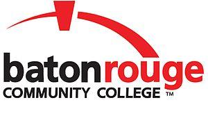 Baton Rouge Community College - Image: BRCC 2C logo TM