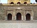 Ba cửa giữa Đoan Môn, Hoàng thành Thăng Long, Hà Nội 001.JPG