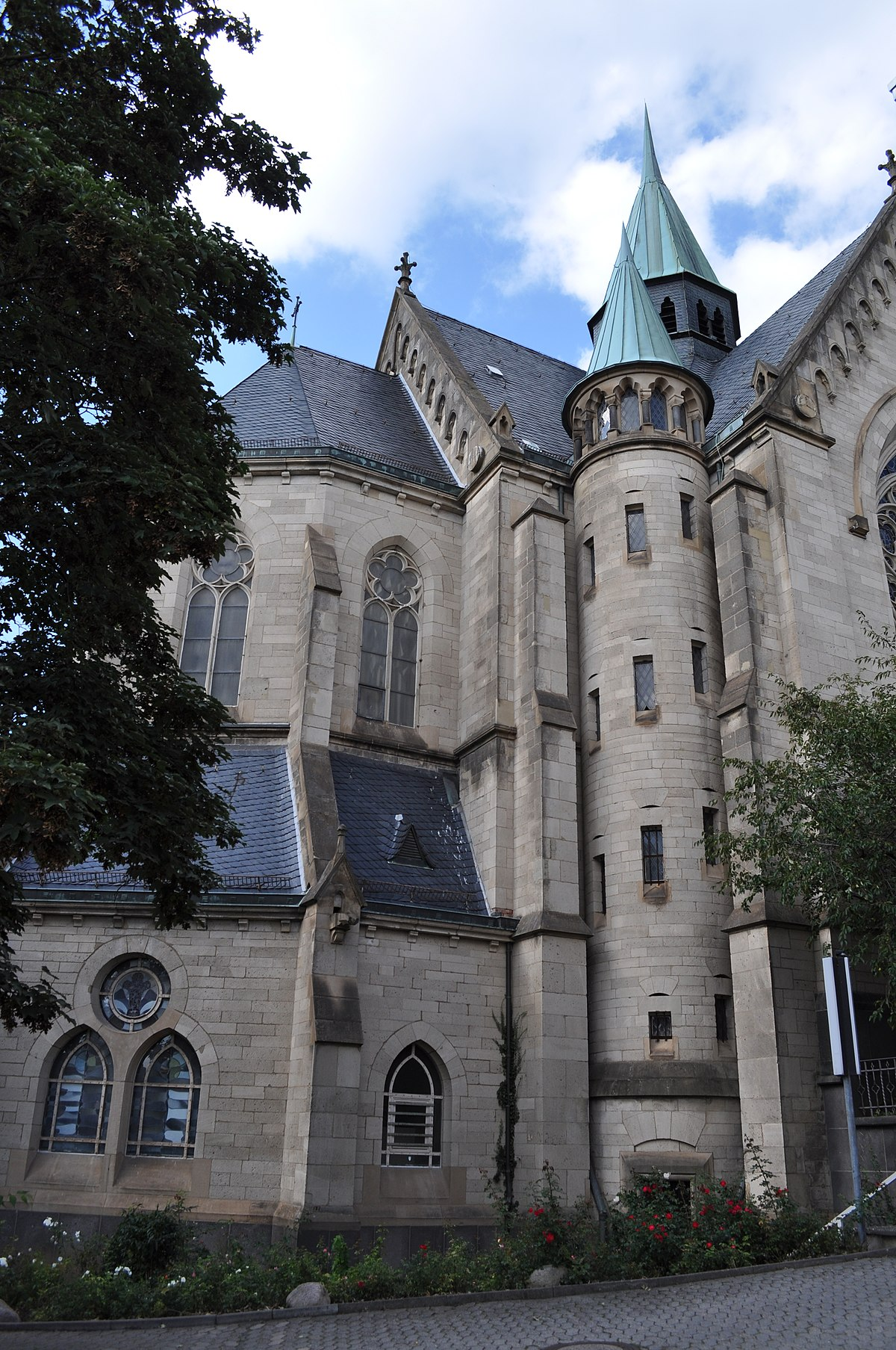 marienkirche bad homburg wikipedia. Black Bedroom Furniture Sets. Home Design Ideas