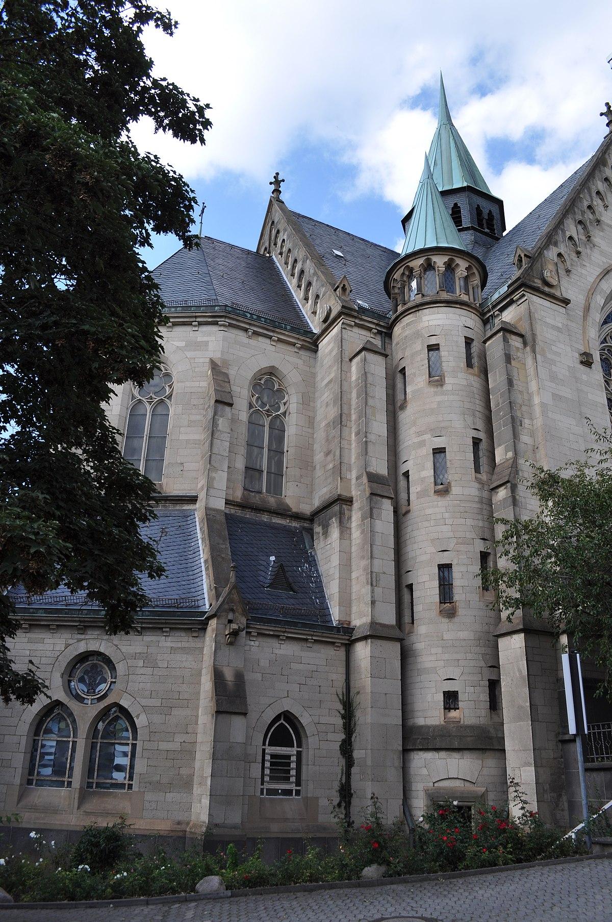 marienkirche bad homburg wikipedia. Black Bedroom Furniture Sets. Home Design Ideas