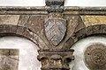 Badia fiorentina, chiostro degli aranci, mostra dell'antica sala capitolare, 03 stemma guasconi.jpg