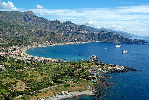Baia di Taormina - Sicily