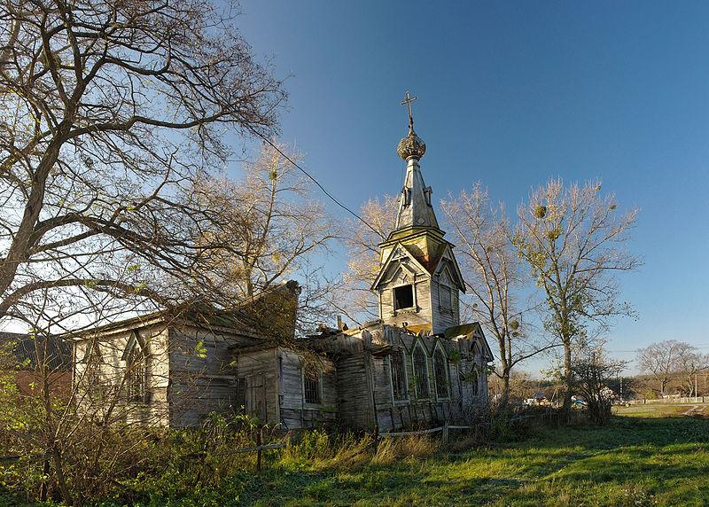Церква Святої Параскеви П'ятниці. Автор фото — Сергій Криниця (Haidamac), ліцензія CC-BY-SA-4.0