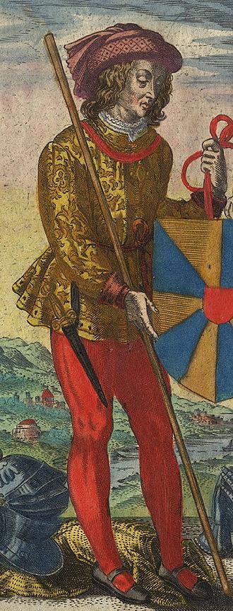 Baldwin VI, Count of Flanders - Image: Baldwin VI