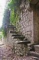 Ballindoon Priory Tower Stairs 2010 09 23.jpg
